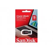 PEN DRIVE 16GB SANDISK CRUZER BLADE SDCZ50-016G-B35