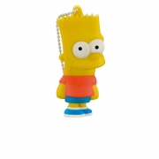 PEN DRIVE 8GB SIMPSONS BART MULTILASER - PD071