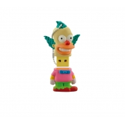 PEN DRIVE 8GB SIMPSONS KRUSTY MULTILASER - PD074