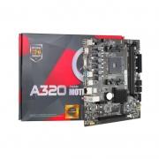 PLACA MAE A320-MA-V2 AFOX AM4 DDR4
