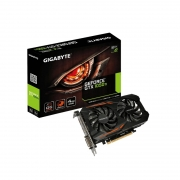 PLACA VIDEO GIGABYTE GTX1050TI OC 4GB GDDR5