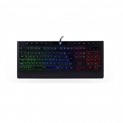 TECLADO GAMER BALLISTIC CINETIC DAZZ RAINBOW 1,5M