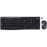 TECLADO & MOUSE WIRELESS LOGITECH MK270