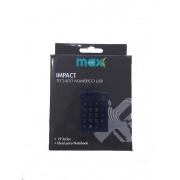 TECLADO NUMÉRICO USB IMPACT MAXPRINT 1,5M