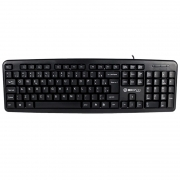 TECLADO USB WIRED HOOPSON TPC-058
