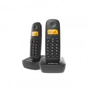 TELFONE S/FIO DIGITAL C/RAMAL INTELBRAS TS2512 PRETO