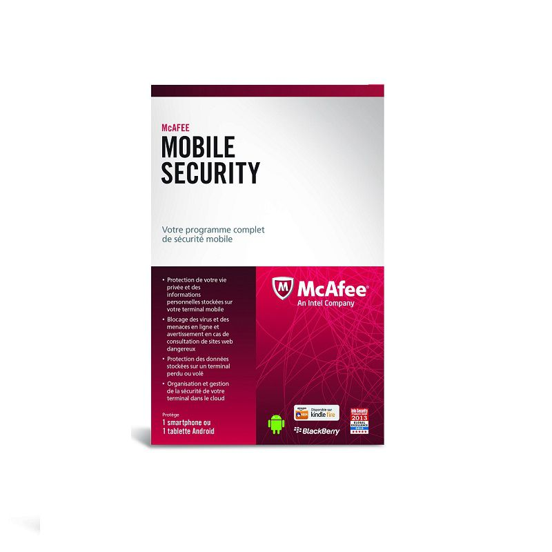 ANTI VIRUS MCAFEE MOBILE SECURITY - TELLNET