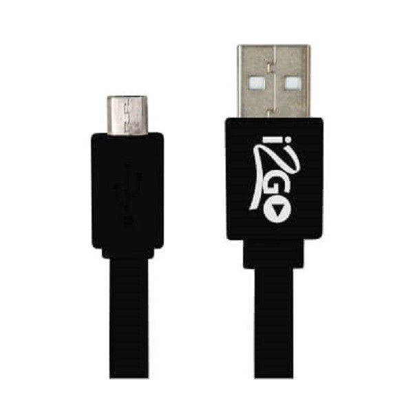 CABO USB X MICRO USB 1,2M COLORS I2GO  - TELLNET