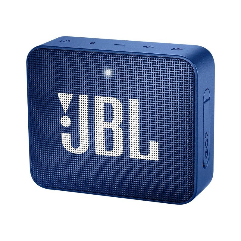 CAIXA SOM BLUETOOTH JBL GO2 AZUL JBLGO2BLUAM  - TELLNET