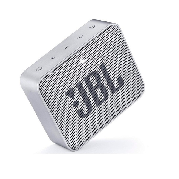 CAIXA SOM BLUETOOTH JBL GO2 BRANCA JBLGO2GRY  - TELLNET