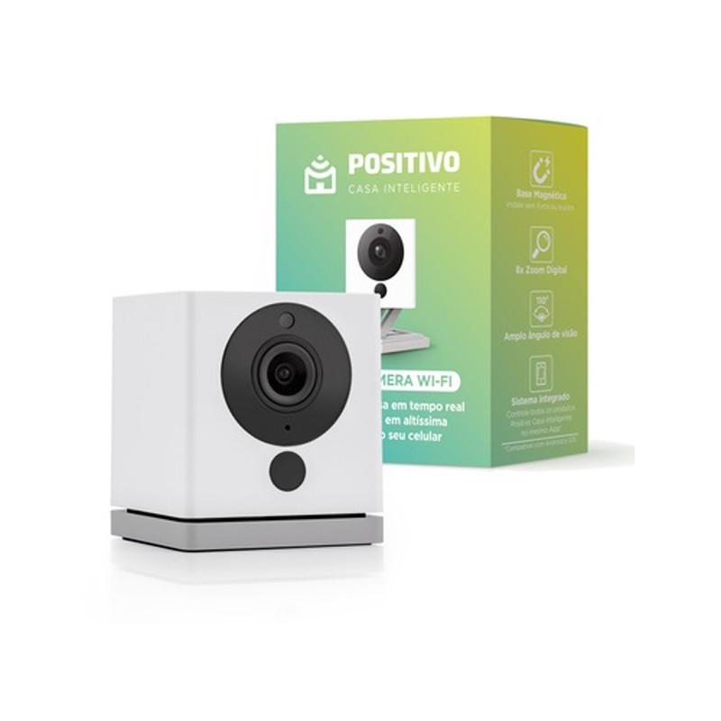 CAMERA SEGURANÇA WIRELESS SMART POSITIVO FULL HD 1080P  - TELLNET