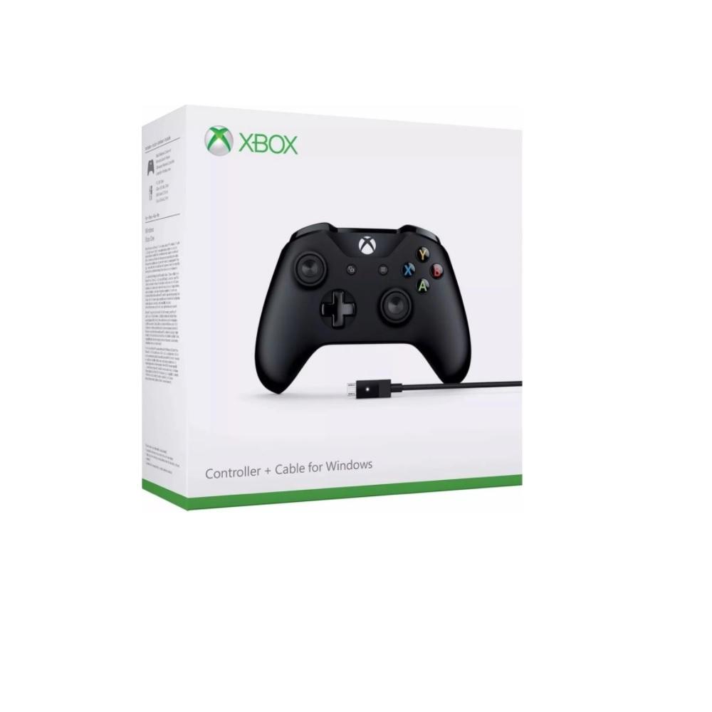 CONTROLE XBOX WIRELESS 6CL-00003 PRETO  - TELLNET