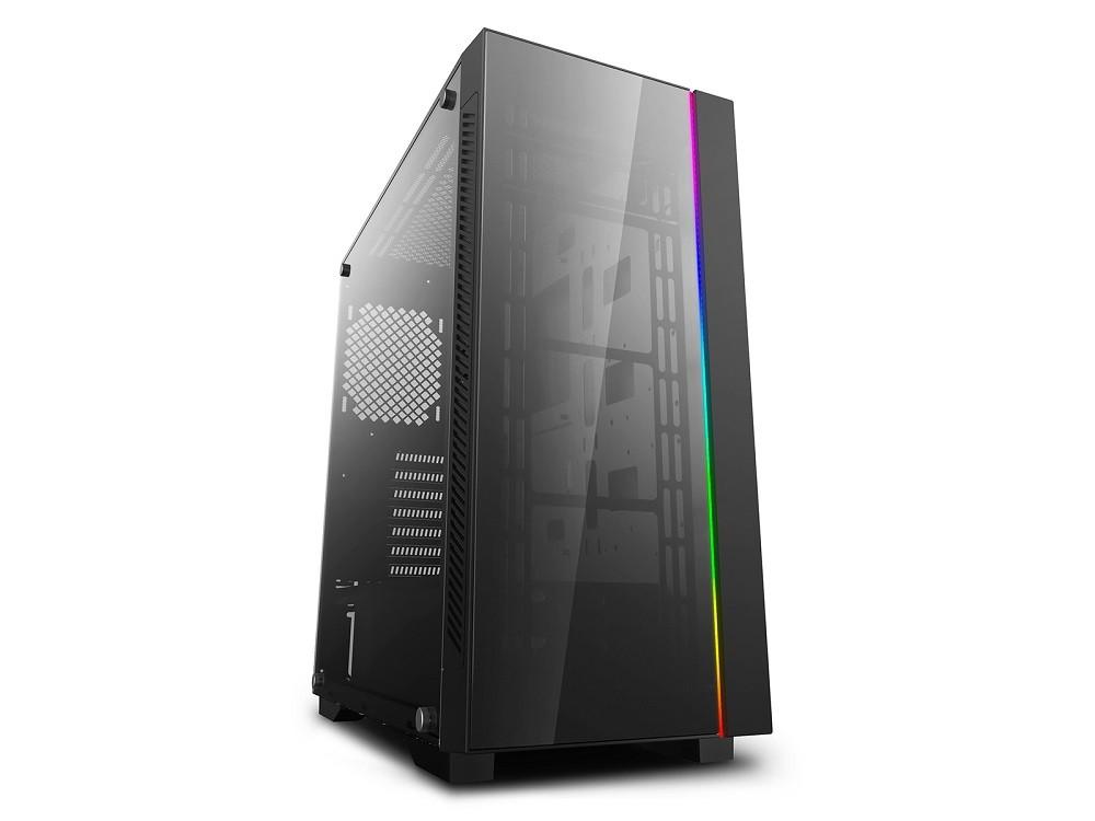 GABINETE GAMER MATREXX 55 V3 ADD-RGB DEEP COOL PRETO  - TELLNET