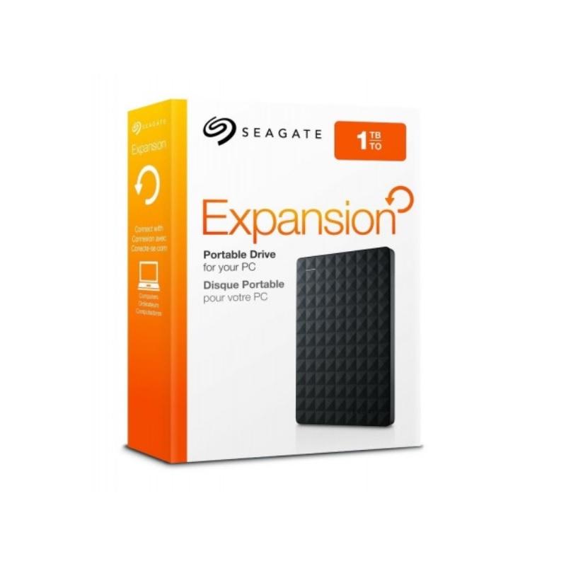 HD EXTERNO 1TB SEAGATE STEA1000400 SRD0NF1  - TELLNET