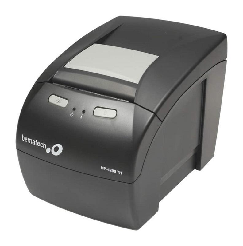 IMPRESSORA BEMATECH MP-4200 TH USB BR  - TELLNET