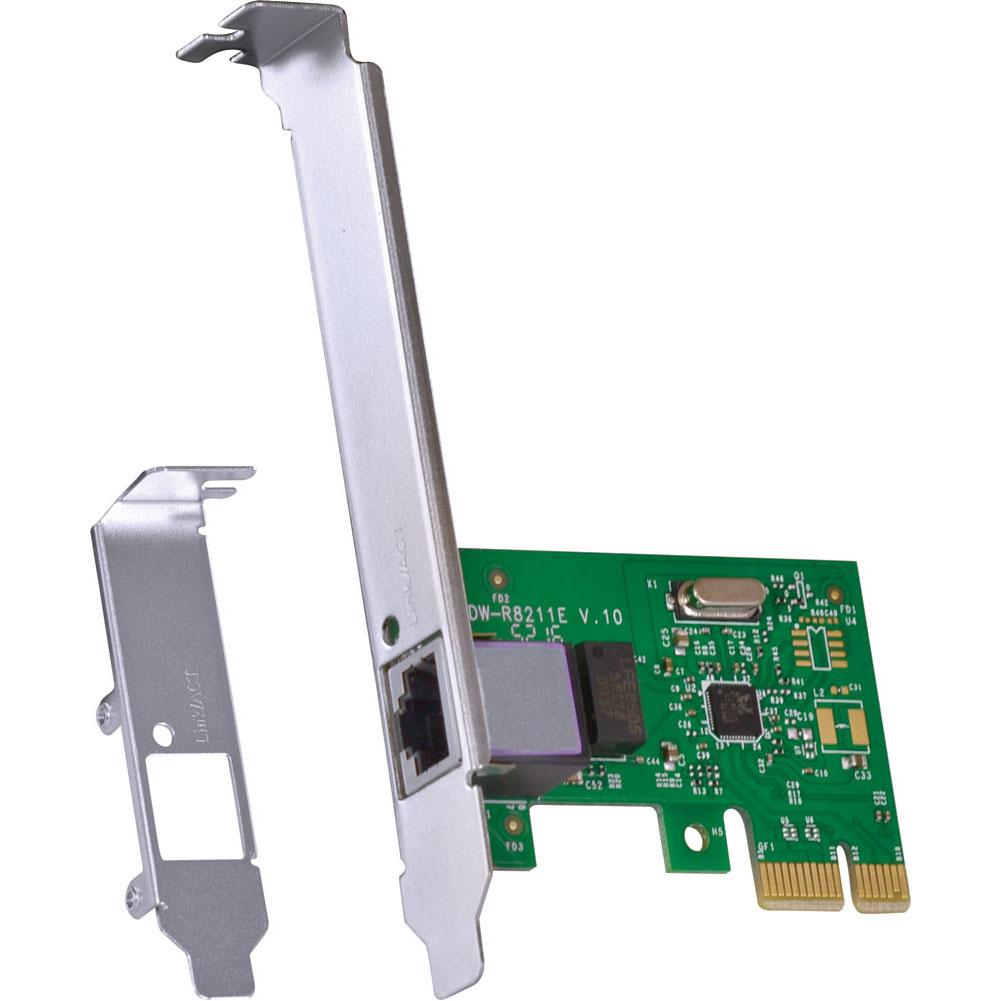 PLACA REDE PCIe GIGABIT FY5903E  - TELLNET