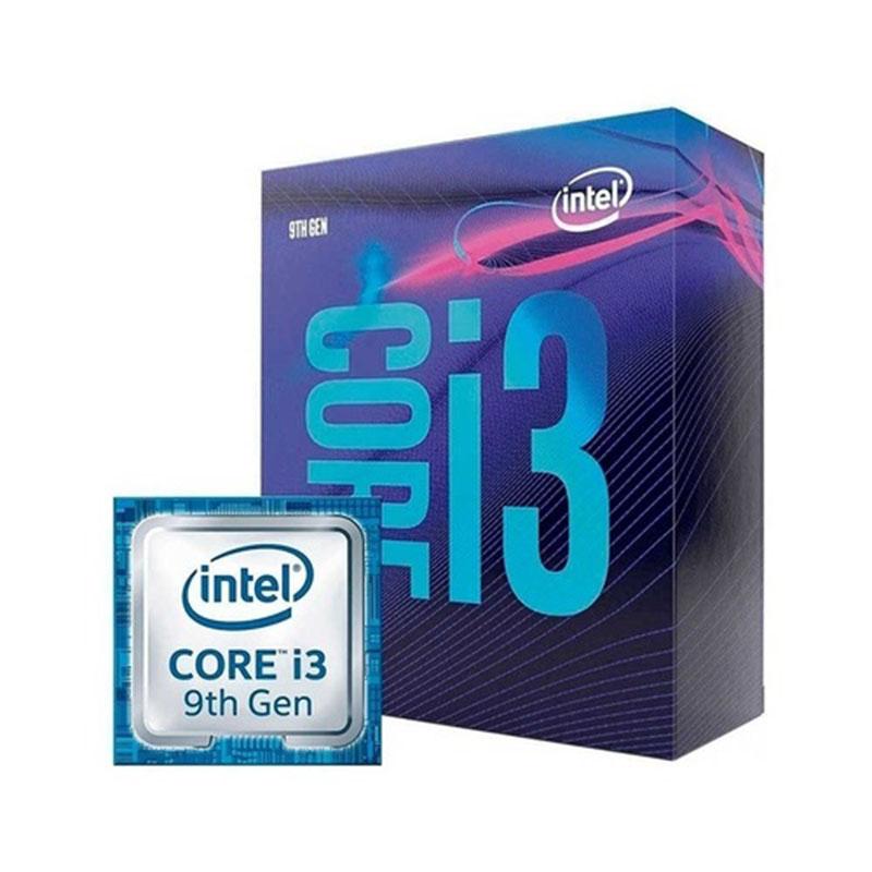 PROCESSADOR I3-9100F LGA 1151 3.6GHZ 6MB CACHE  - TELLNET