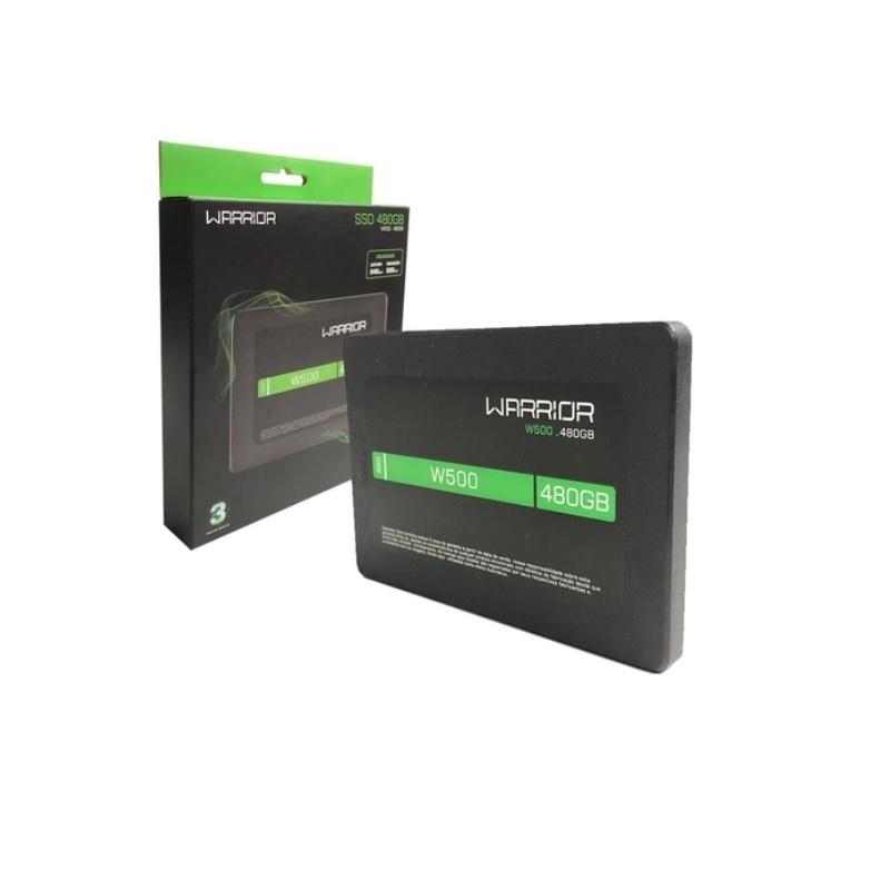 SSD 480GB WARRIOR W500 SS410  - TELLNET