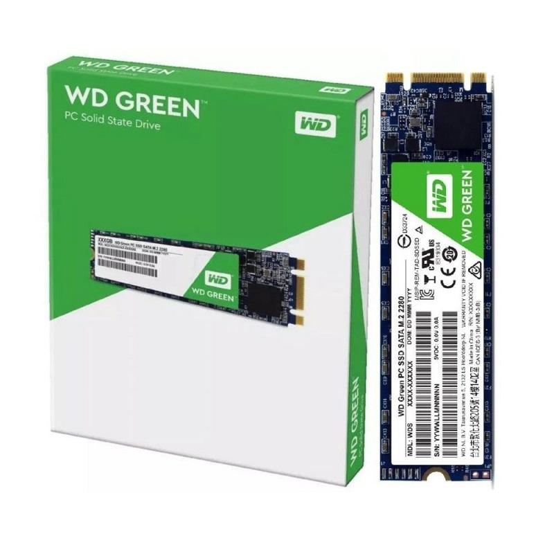 SSD M2 240GB WESTERN DIGITAL WDS240G2G0B  - TELLNET