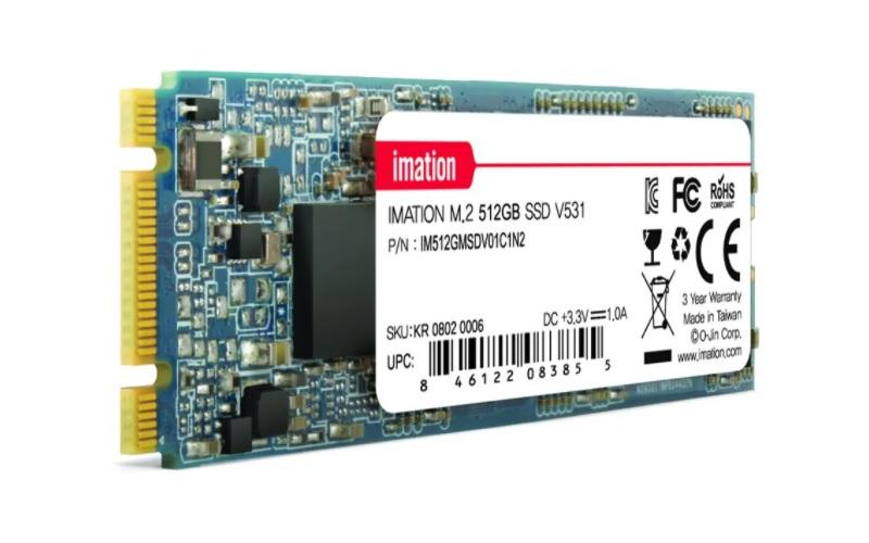 SSD M2 512GB IMATION M.2 2280 V531  - TELLNET
