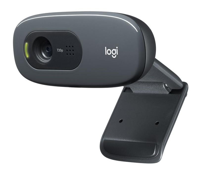 WEBCAM HD 720P LOGITECH C270 960-000694  - TELLNET