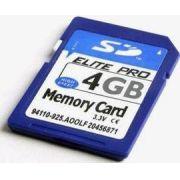Cartão Memória Sd 4 Gb Alta Veloc- Original-camera /mp3-sdhc