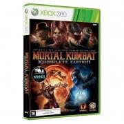 Mortal Kombat Komplete Edition -  X360