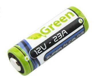 Bateria A23 12V ECO Caixa 50 UNIDS Pilha Controle Portao Alarme