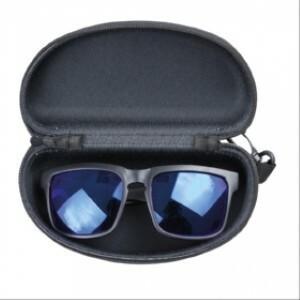 Estojo Case de Protecao para Oculos de SOL e Grau com Presilha
