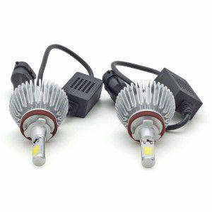 Lampada Multilaser H11 Super LED 6200K PAR