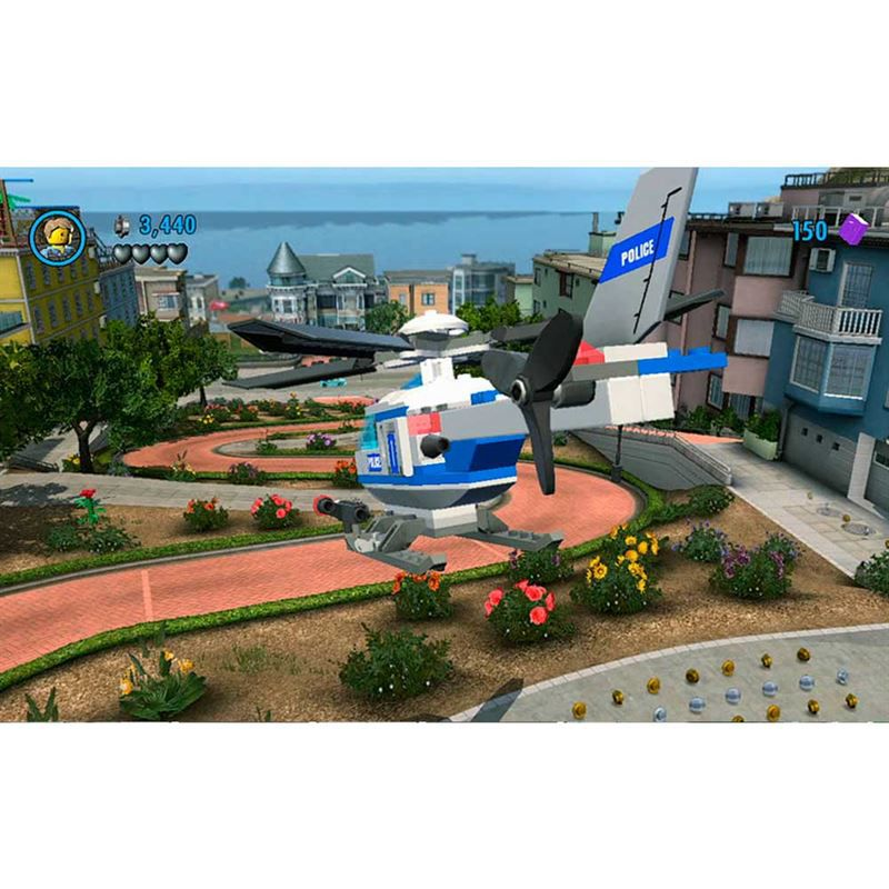 Lego  CITY Undercover BR PS4