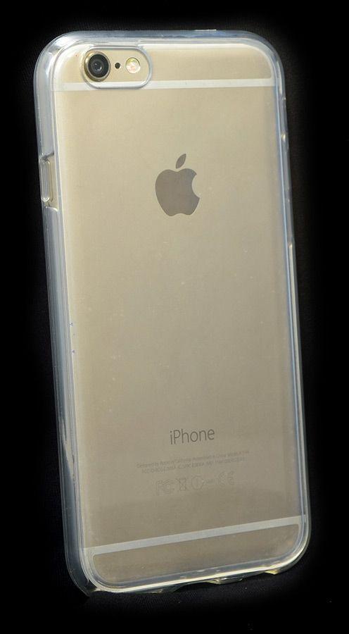 10 Capas Prateada Iphone 6 6S Super Proteção Linda Atacado