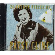 Cd 20 Golden Pieces Of Patsy Cline - Lacrado - Importado