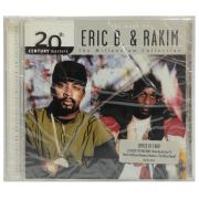 CD 20th Century Masters The Best Of Eric B. & Rakim - Importado - Lacrado