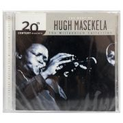 CD 20th Century Masters The Best Of Hugh Masekela - Importado - Lacrado