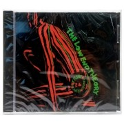 CD A Tribe Called Quest - The Low End Theory - Importado EU - Lacrado