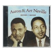 CD Aaron & Art Neville - Brother to Brother - Duplo Importado - Lacrado