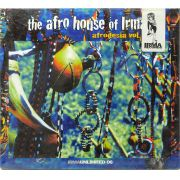 CD Afrodesia - The Afro House Of Irma Vol2 - Lacrado - Importado