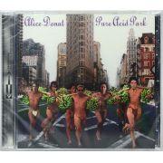 CD Alice Donut - Pure Acid Park - Lacrado - Importado