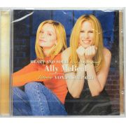 Cd Ally Mcbeal - Heart And Soul New Songs From - Featuring Vonda Shepard - Lacrado - Importado