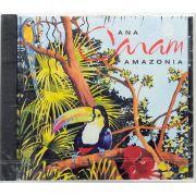 CD Ana Caram - Amazonia - Lacrado - Importado