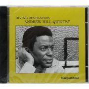 CD Andrew Hill Quintet - Divine Revelation - Lacrado - Importado