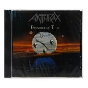 CD Anthrax - Persistence Of Time - Importado - Lacrado
