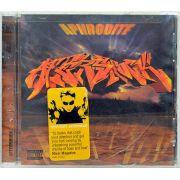 CD Aphrodite - Aftershock - Lacrado - Importado
