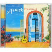Cd Armik - Treasures - Lacrado - Importado