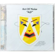 CD Art Of Noise - Daft - Lacrado - Importado