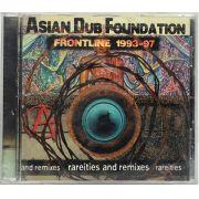 CD Asian Dub Foundation - Frontline 1993-97 - Lacrado - Importado