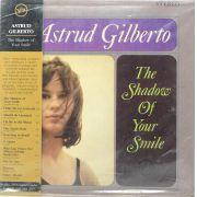 CD Astrud Gilberto - The Shadow Of Your Smile - Importado