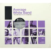 Cd Average White Band - The Definitive Groove Collection - Lacrado - Importado