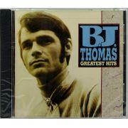 CD B.J Thomas Greatest Hits - Lacrado - Importado